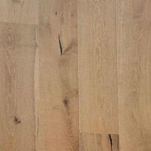 Wire Brushed Lilith White Oak 7.5""