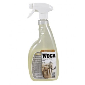 Woca Soap Spray - Natural (0.75 liter)
