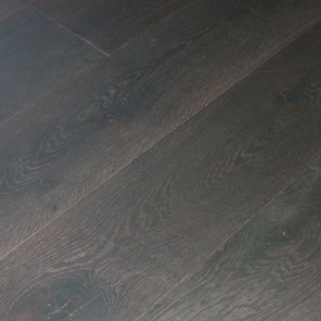Fumed Wire Brushed Colonial Hampton Oak 10""