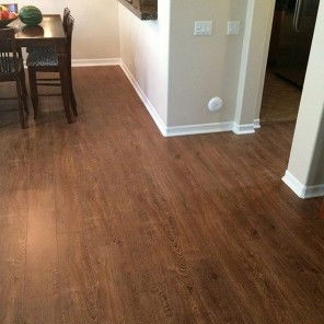 Wire Brushed Bastia Laminate