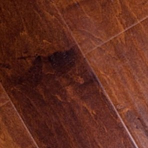 Handscraped Maple Ginger Laminate