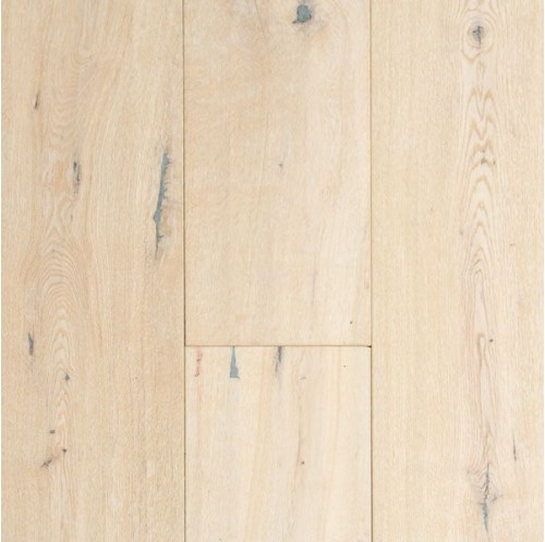 Hand Scraped Oil Finished Andora White Oak 7.5""