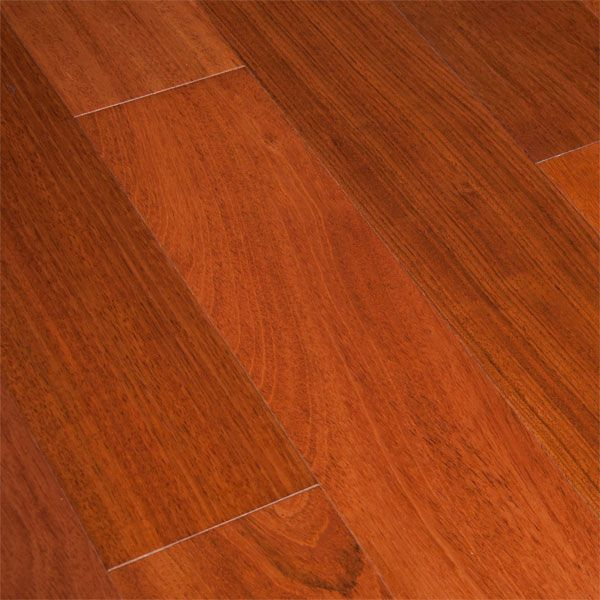 5 Quot Natural Brazilian Cherry Smooth Wood Floors Hardwood
