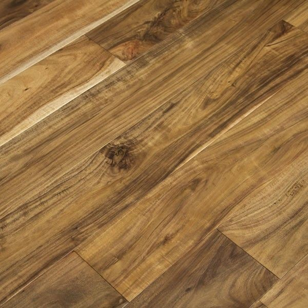 5 engineered hand scraped cezanne acacia wood floor for Hand scraped wood floors