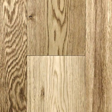 Wire Brushed Bocklin White Oak 7.5""