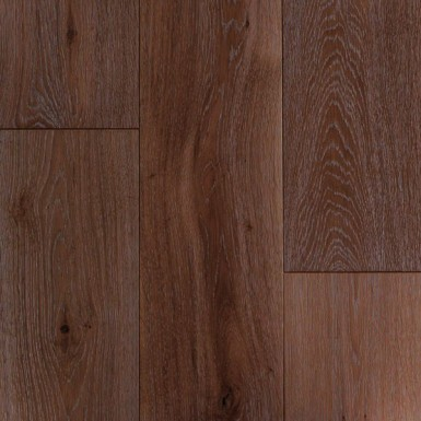 Wire Brushed Lascaux White Oak 7.5""